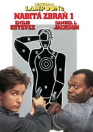 Loaded Weapon - Czech DVD movie cover (xs thumbnail)
