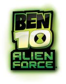"""Ben 10: Alien Force"" - Logo (xs thumbnail)"