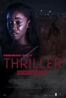 Thriller - Portuguese Movie Poster (xs thumbnail)
