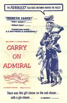 Carry on Admiral - Movie Poster (xs thumbnail)