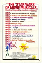 Hair - Theatrical poster (xs thumbnail)
