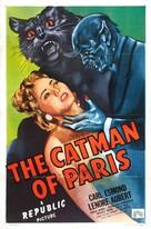 The Catman of Paris - Movie Poster (xs thumbnail)
