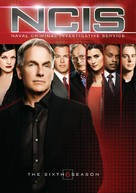 """Navy NCIS: Naval Criminal Investigative Service"" - DVD cover (xs thumbnail)"