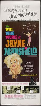The Wild, Wild World of Jayne Mansfield - Movie Poster (xs thumbnail)