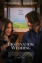 Destination Wedding - Movie Poster (xs thumbnail)