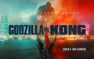 Godzilla vs. Kong - Spanish Movie Poster (xs thumbnail)