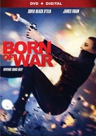 Born of War - DVD movie cover (xs thumbnail)