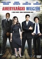 American Crude - Polish Movie Cover (xs thumbnail)