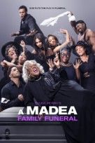 Tyler Perry's a Madea Family Funeral - Movie Cover (xs thumbnail)