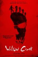 Willow Creek - Movie Poster (xs thumbnail)