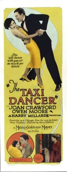 The Taxi Dancer - Movie Poster (xs thumbnail)