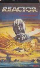 La guerra dei robot - British VHS movie cover (xs thumbnail)