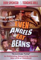 Anche Gli Angeli Mangiano Fagioli - British Movie Cover (xs thumbnail)