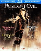 Resident Evil: Extinction - French Blu-Ray movie cover (xs thumbnail)