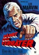 Sergeant Ryker - German Movie Poster (xs thumbnail)