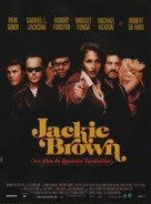 Jackie Brown - French Movie Poster (xs thumbnail)