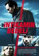 Seeking Justice - Turkish Movie Poster (xs thumbnail)