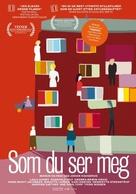 Som du ser meg - Norwegian Movie Cover (xs thumbnail)
