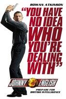 Johnny English - Teaser poster (xs thumbnail)