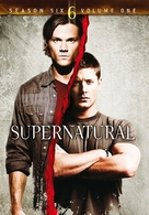 """Supernatural"" - DVD movie cover (xs thumbnail)"