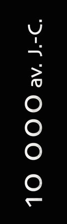 10,000 BC - French Logo (xs thumbnail)