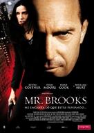 Mr. Brooks - Spanish Movie Poster (xs thumbnail)