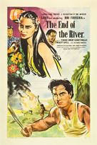The End of the River - British Movie Poster (xs thumbnail)