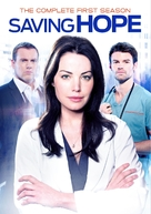 """Saving Hope"" - DVD cover (xs thumbnail)"