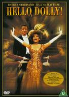 Hello, Dolly! - British Movie Cover (xs thumbnail)