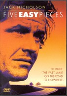 Five Easy Pieces - DVD cover (xs thumbnail)