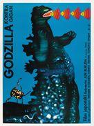 Chikyû kogeki meirei: Gojira tai Gaigan - Polish Movie Poster (xs thumbnail)