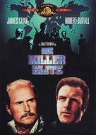 The Killer Elite - German DVD cover (xs thumbnail)
