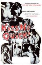 Kiss Me Quick! - DVD cover (xs thumbnail)