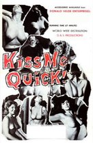 Kiss Me Quick! - DVD movie cover (xs thumbnail)