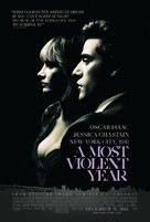 A Most Violent Year - Movie Poster (xs thumbnail)
