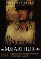 MacArthur - Australian Movie Cover (xs thumbnail)