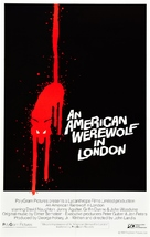 An American Werewolf in London - Theatrical poster (xs thumbnail)