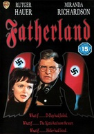Fatherland - British DVD movie cover (xs thumbnail)