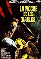La notte dei diavoli - Spanish Movie Poster (xs thumbnail)