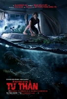Crawl - Vietnamese Movie Poster (xs thumbnail)