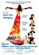 Mahogany - Italian Movie Poster (xs thumbnail)