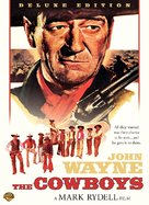 The Cowboys - DVD cover (xs thumbnail)