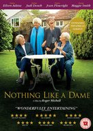 Nothing Like a Dame - British DVD movie cover (xs thumbnail)