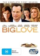 """Big Love"" - Australian DVD movie cover (xs thumbnail)"