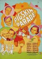 Pigskin Parade - Movie Poster (xs thumbnail)