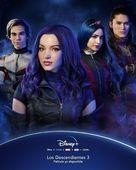 Descendants 3 - Spanish Movie Poster (xs thumbnail)