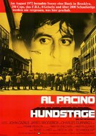 Dog Day Afternoon - German Movie Poster (xs thumbnail)