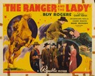 The Ranger and the Lady - Movie Poster (xs thumbnail)