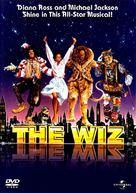 The Wiz - DVD cover (xs thumbnail)