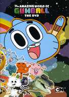 """The Amazing World of Gumball"" - DVD cover (xs thumbnail)"
